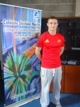 High Performance Student: Cian Bohan, Munster Senior Rugby Squad
