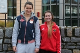 Progression to UCC PE: Yvonne Calnan and Carolynn Connelly
