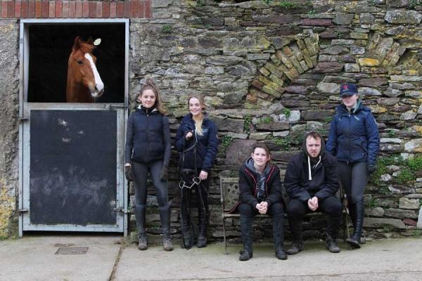 Equestrian Studies Course At Csn College Cork