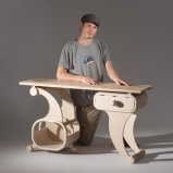 Alistair Child FD1 with his Console Table