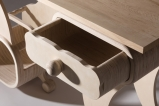 Detail of Console Table by Alistair Child FD1