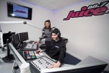 Juice FM new Digital Radio Studio