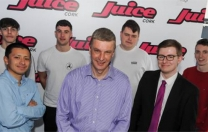 'Twenty years on, CSN is still helping shape the future of Ireland's airwaves' by Jack Squibb in the 'Evening Echo'